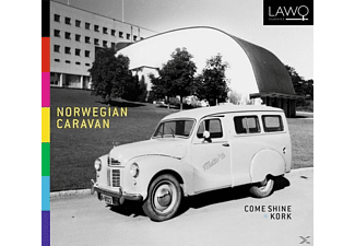 Come Shine - Norwegian Caravan [CD]