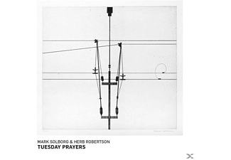 ROBERTSON,HERB & SOLBORG,MARK - Tuesday Prayers [CD]