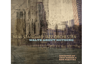 New Standard Jazz Orchestra - Waltz About Nothing [CD]