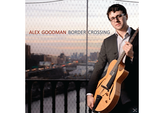 Alex Goodman - Border Crossing [CD]