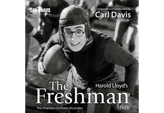 Davis Carl - Harold Lloyd's The Freshman (1925) [CD]