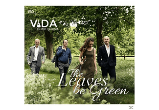 Vida Guitar Quartet - The Leaves Be Green [CD]