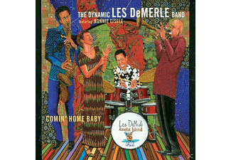 The Dynamic Les Demerle Band - Comin' Home Baby [CD]