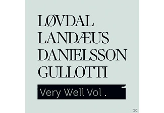 Lovdal, Jesper / Landæus, Mathias / Danielsson, - Very Well Vol.1 [CD]