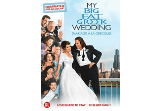 My Big Fat Greek Wedding | DVD