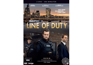 Line Of Duty - Seizoen 3 | DVD