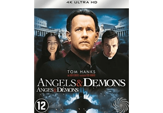 Angels & Demons | 4K Ultra HD Blu-ray