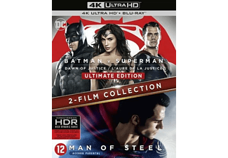 Batman V Superman - Dawn Of Justice + Man Of Steel |