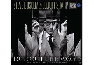 Steve & Elliott Buscemi - Rub Out The Word - (CD)