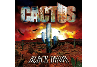Cactus - Black Dawn - (CD)