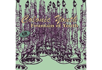 Colonic Youth - Fountain Of Youth [CD]