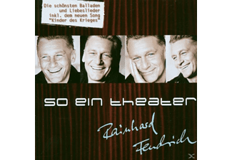 Rainhard Fendrich - So Ein Theater [CD]