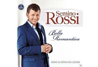 Semino Rossi - Bella Romantica - (CD)