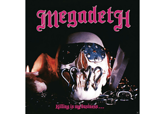 Megadeth - Killing Is My Business - (CD)