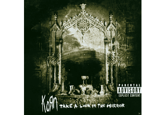 Korn - TAKE A LOOK IN THE MIRROR - (CD)