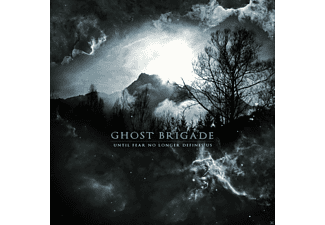 Ghost Brigade - Until Fear No Longer Defines Us (Ltd.Fanbox Incl. - (CD)