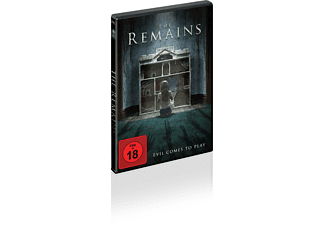 The Remains - (DVD)