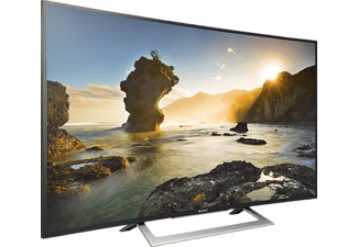 SONY KD-50SD8005 LED TV (Curved, 50 Zoll, UHD 4K, SMART TV, Android TV)