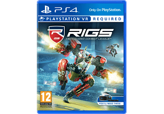 RIGS: Mechanized Combat League | PlayStation 4