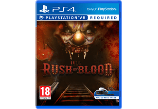 Until Dawn: Rush of Blood | PlayStation 4