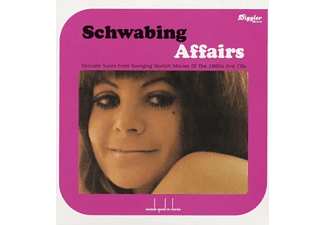 VARIOUS - Schwabing Affairs [Vinyl]