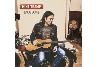Mike Tramp - Museum - (Vinyl)