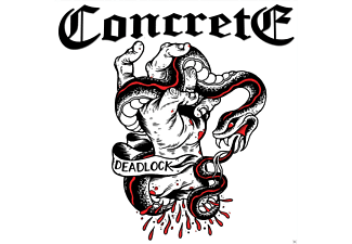 Concrete - Deadlock (Ltd.Vinyl) - (Vinyl)