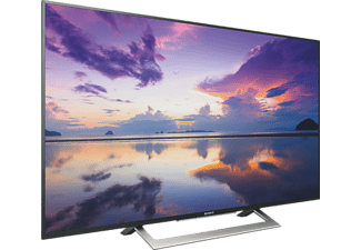 SONY KD-49XD8005 LED TV (Flat, 49 Zoll, UHD 4K, SMART TV, Android TV)