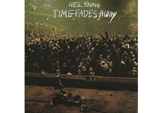 Neil Young - Time Fades Away - (Vinyl)