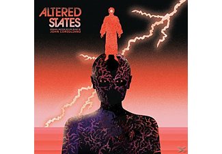 John Paul Corigliano - Altered States - (Vinyl)