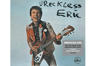 Wreckless Eric - Wreckless Eric (+Bonus) [CD]