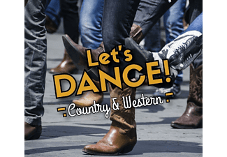 VARIOUS - Let's Dance!/Country & Western - (CD)