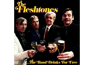 The Fleshtones - Teh Band Drinks For Free [CD]
