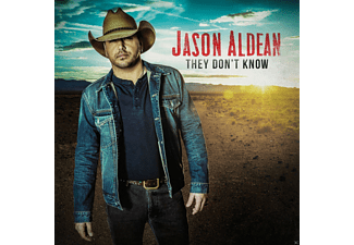 Jason Aldean - They Don't Know [CD]