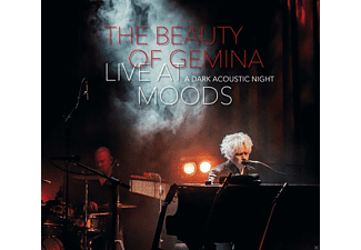 The Beauty Of Gemina - Live at Moods-a Dark Acousti - (CD)