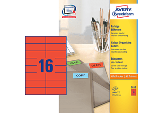 AVERY ZWECKFORM 3452