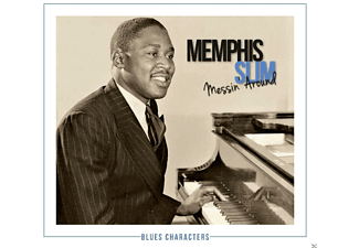 Memphis Slim - Messin' Around - (CD)
