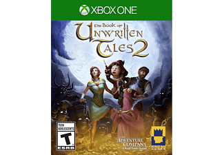 Xbox One The Book of Unwritten Tales 2 Xbox One