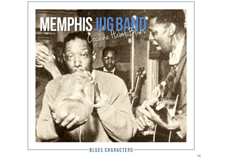 Memphis Jug Band - Cocaine Habit Blues - (CD)