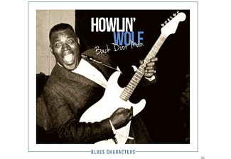 Howlin' Wolf - Back Door Man - (CD)