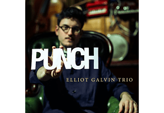 Elliott Galvin Trio - Punch - (CD)