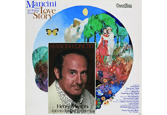 Henry Mancini - Mancini Concert & Plays Theme From - (CD)