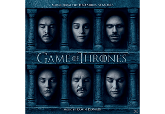 Ramin Djawadi - Game Of Thrones Season 6 (LTD Blue/ [Vinyl]
