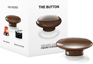 FIBARO FIBEFGPB-101-7 The Button, Taster, System: Z-Wave