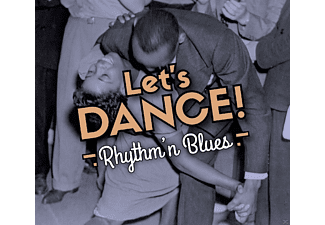 VARIOUS - Let's Dance!/Rhythm 'n' Blues - (CD)