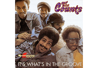 The Counts - IT'S WHAT'S IN THE GROOVE - (CD)