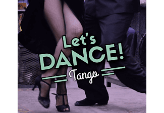 VARIOUS - Let's Dance!/Tango - (CD)