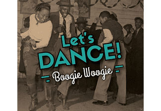Albert Ammons, Pete Johnson, Joe Turner - Let's Dance!/Boogie Woogie - (CD)