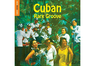 VARIOUS - Rough Guide: Cuba Rare Groove - (CD)