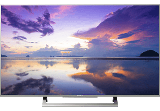 SONY KD-49XD8077 LED TV (Flat, 49 Zoll, UHD 4K, SMART TV, Android TV)